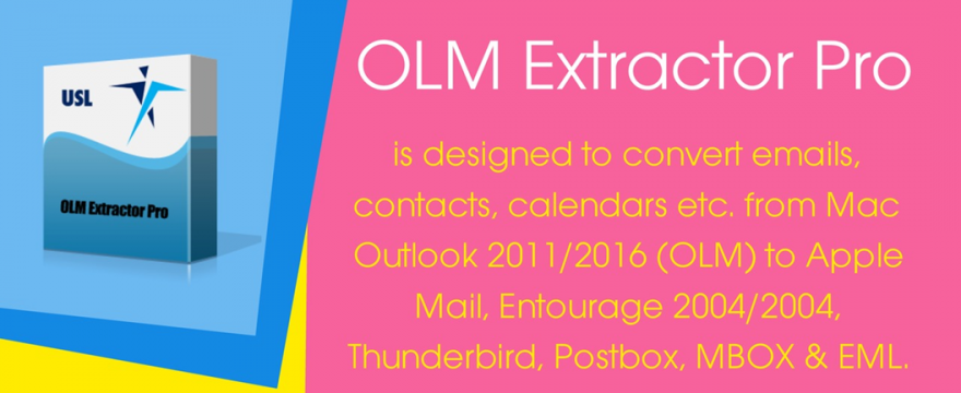 Switch from Mac Outlook to Mac Mail and Export Data Comfortably