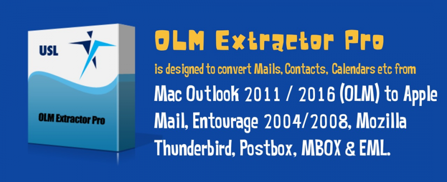 Convert OLM to Apple Mail While Evading the Total Chaos to Data Fidelity!