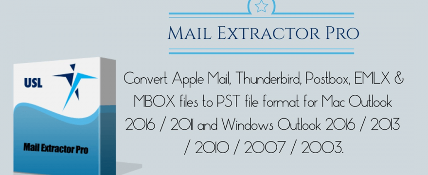 Convert Apple Mail to Outlook – Here's the Best Approach That Serves All Users!