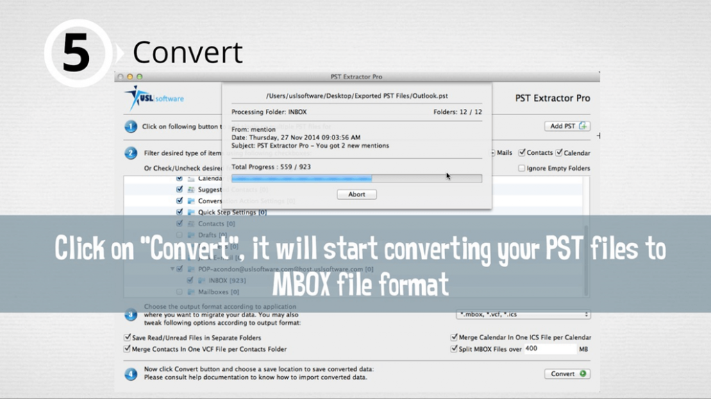 pst to mbox converter for mac