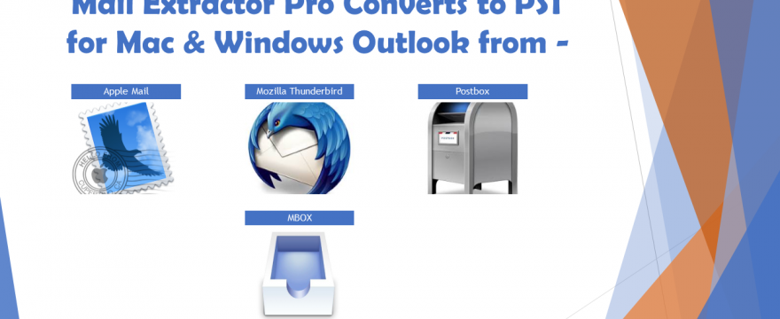 5 Reasons Why to choose Mail Extractor Pro