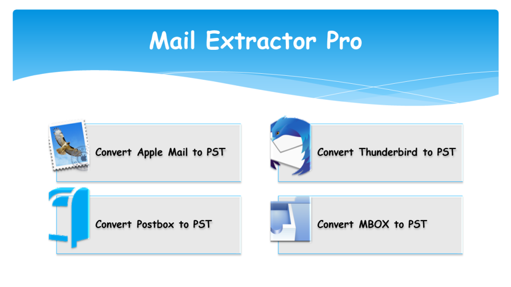 Apple Mail Export Mailbox to PST