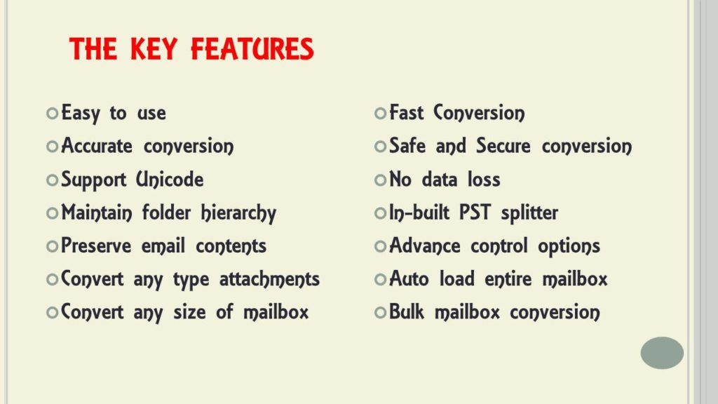 convert postbox to pst