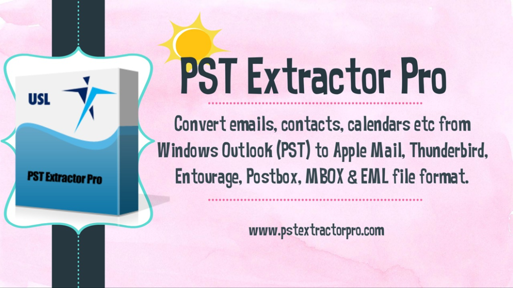 migrate pst to eml